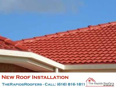 New Roof Installation Grand Rapids Michigan